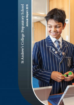 Preparatory School Annual Report 2015