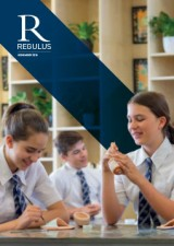 Regulus Issue 3 2018